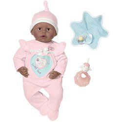 Baby Annabell Ethnic Interactive Doll 163 34 99 A Doll That