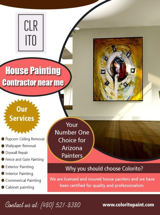 House Painting Contractor near me