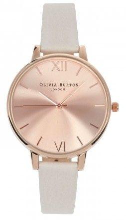Olivia Burton large dial watch. Accessories. Fashion.