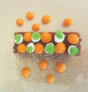 Raw food - Carrot Cake by Restaurante El Lago, un guiño a la cocina clásica - Massimo Filippa