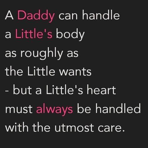 Daddy dom babygirl dating site