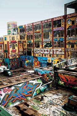 5pointz Featured in 'Graffiti New York'