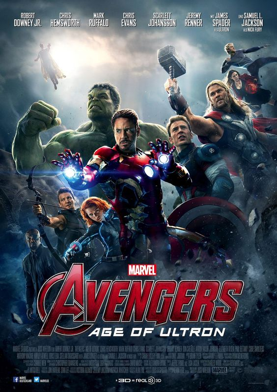 """A guest post from Sr Hosea Rupprecht, a review of Avengers: Age of Ultron: """"Despite the unfortunate use of religious language, Avengers: Age of Ultron carries strong messages in the area of teamwork and family life."""""""