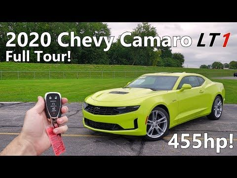 2020 Chevy Camaro Lt1 Full Tour Changes For 2020 Youtube Camaro Lt1 Camaro Chevy Camaro