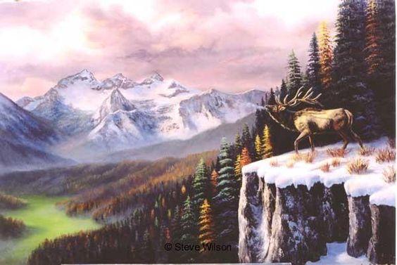 The Art of Steve Wilson 62