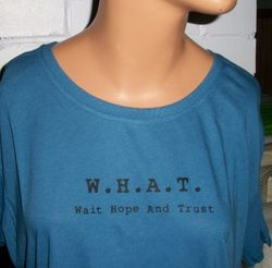 Wait Hope And Trust