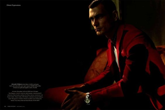 marios lekkas 018 Marios Lekkas Dons a Rich Fall Collection Offering for Robb Report