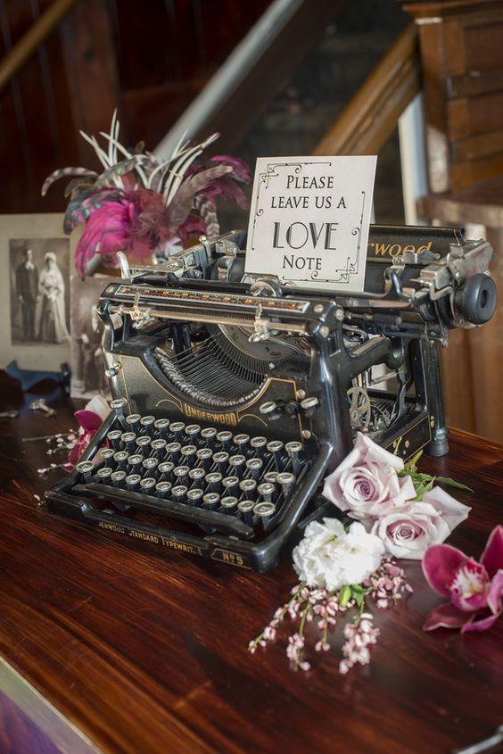 wedding theme speakeasy | Prohibition Era themed Speakeasy wedding with a red, black, and gold ...