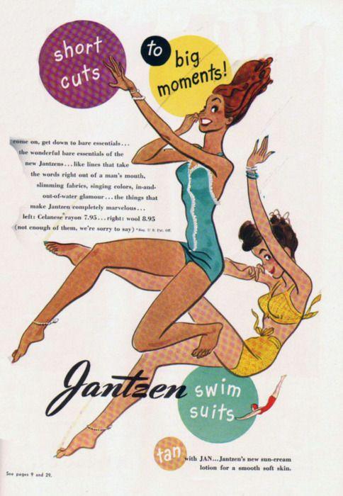 jantzen girls