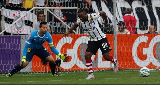 Corinthians 3 x 0 Cruzeiro (primeiro tempo) 23/Aug/2015