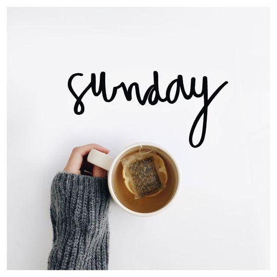 Sunday tea                                                                                                                                                                                 More