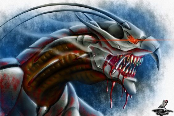 The Biomechanical Beast - for NanoFoX projects by Unreal-Forever on DeviantArt