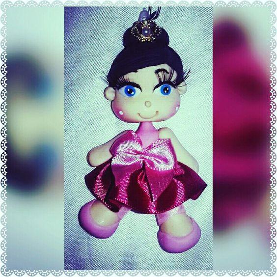 Bailarina linda