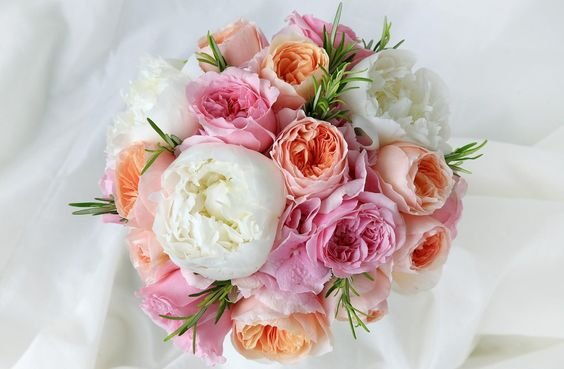 1800x1180 Wallpaper roses, peonies, flowers, bouquet, tenderness ...