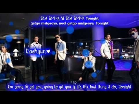 B.A.P S.N.S [Eng Sub + Romanization + Hangul] HD - YouTube
