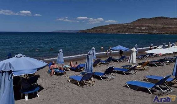 Tourism blow for Greek island that sheltered…: When a sea of humanity landed on their island's rocky shores last year, the people of Lesbos…