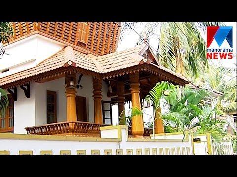 Parijatham Veedu Manorama News Youtube Village House Design Dream House Plans Kerala Houses