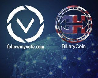 Billarycoin partners with https://t.co/Glh6BQttaq will hold mock presidential electi... https://t.co/PVXMsCJMhn ht