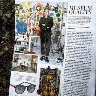 Doug Meyer in LUXE Magazine