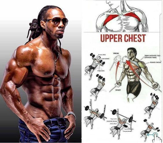 How To Increase Bench Press Full Chest Workout Bodybuilding Workouts Workout Routine Gym Workout Tips