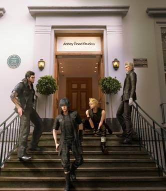 Final Fantasy 15 Soundtrack Being Played at Abbey Road - http://www.designyourworld.space/final-fantasy-15-soundtrack-being-played-at-abbey-road/