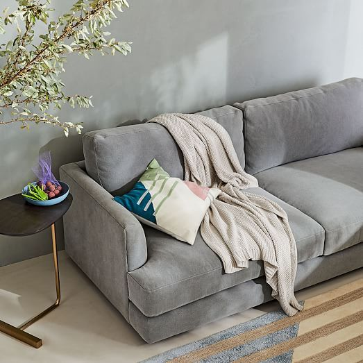 Haven Sofa Couches Living Room Comfy Deep Sofa Deep Seated Sofa