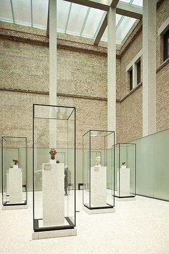 Dan Farrar Neues Museum // Berlin