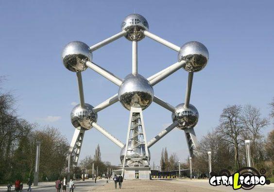 Atomium, Bélgica