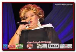 Show Alcione Boleros – Metropolitan (07/05/16)