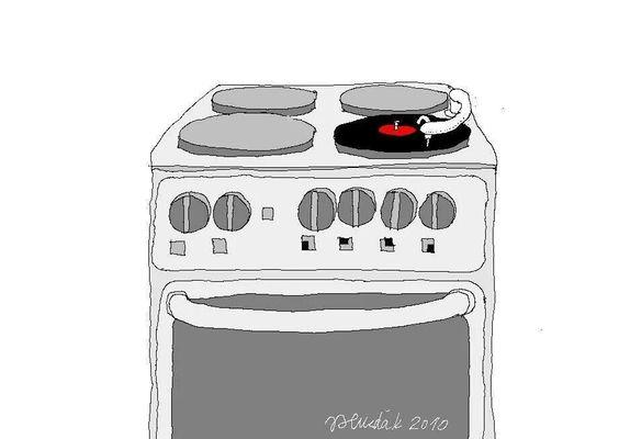 Che musica ascoltate quando cucinate