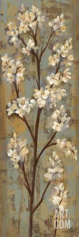 Almond Branch I Art Print by Silvia Vassileva at Art.com