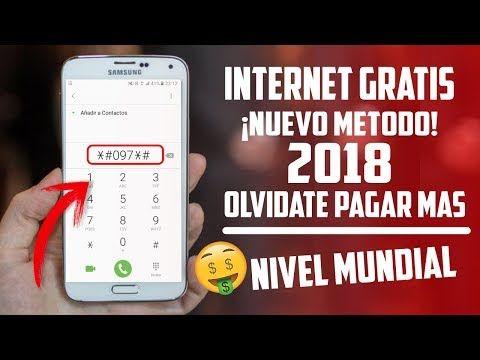 Como Tener Internet Gratis Para Siempre Cualquier País Y Compañía Funciona 100 2018 Youtube Como Tener Internet Youtube Internet