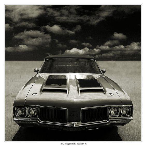 1970 Oldsmobile Cutlass 442:
