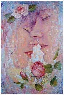 Ventos Andarilhos: Beijos...