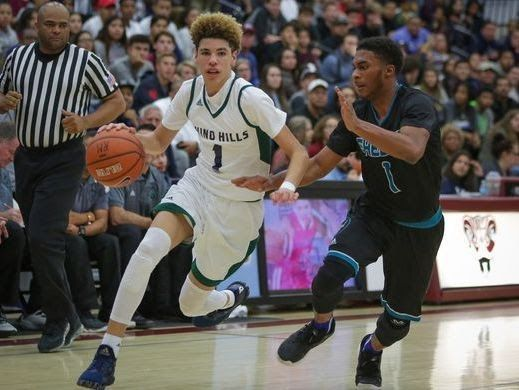 The Read Option 92 Points La Mazing Or Bad Ball Usa In 2020 Lamelo Ball Nc State Basketball Liangelo Ball