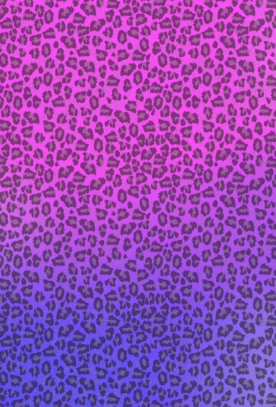 Purple And White Zebra...
