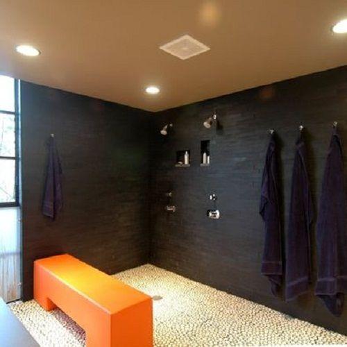 Shower Designs Tile Showers And Walk In Shower Designs On Pinterest