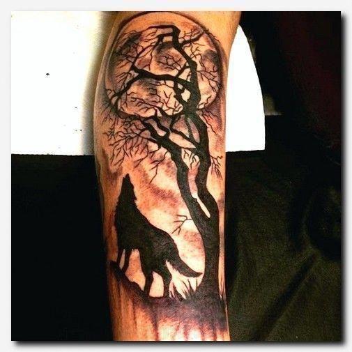 Full Half Sleeve Tattoos Fullsleevetattoos Wolf And Moon Tattoo Wolf Tattoos Men Lone Wolf Tattoo