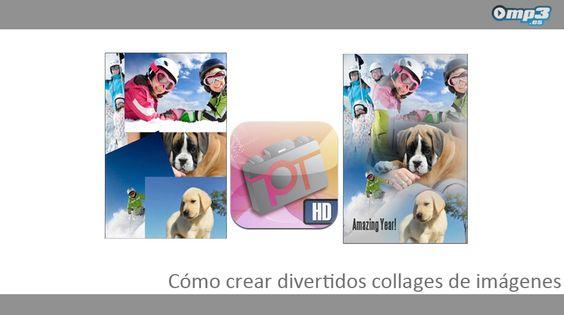 PhotoTangler Collage Maker, un simple editor de imágenes - Este programa es ideal para realizar collages fotográficos, por ejemplo, para crear fondos de pantalla con las imágenes que más te gusten. Rápido y fácil de usar.  http://descargar.mp3.es/lv/group/view/kl229778/PhotoTangler_Collage_Maker.htm?utm_source=pinterest_medium=socialmedia_campaign=socialmedia