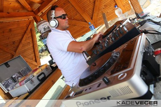 Dj Nasty deluxe Nemo Beach / Ohrid