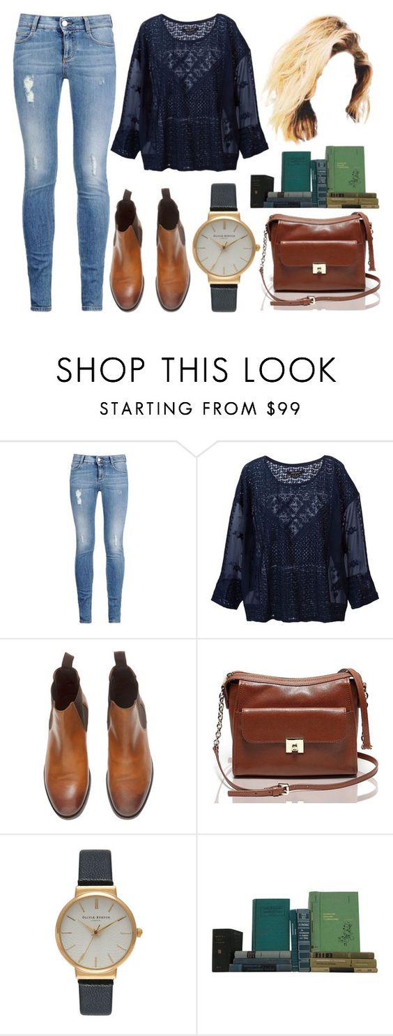 """Sans titre #412"" by mariilouw ❤ liked on Polyvore featuring STELLA McCARTNEY, Isabel Marant, Tommy Hilfiger and Olivia Burton"