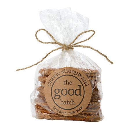 _ the good batch. simple packaging. gift idea for springerle cookies; use my stamp for the tag_