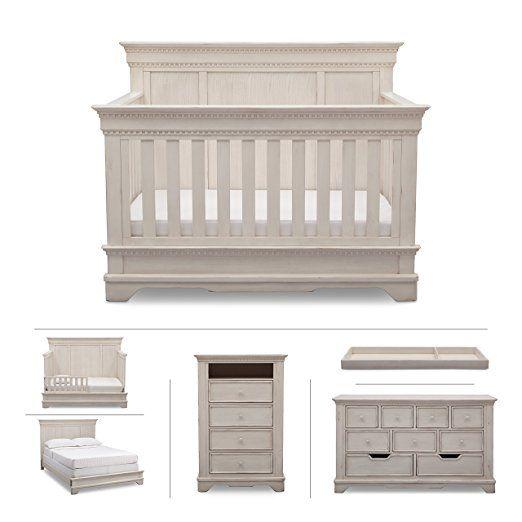 Tivoli 6 Piece Nursery Furniture Set, Baby Furniture Dresser