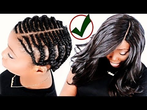 Client With No Edges Gets A Makeover By Ttdoesitall Youtube