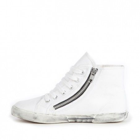 High Top Sneaker by Superga