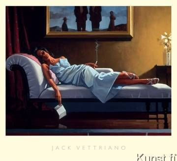 Jack Vettriano - The Letter
