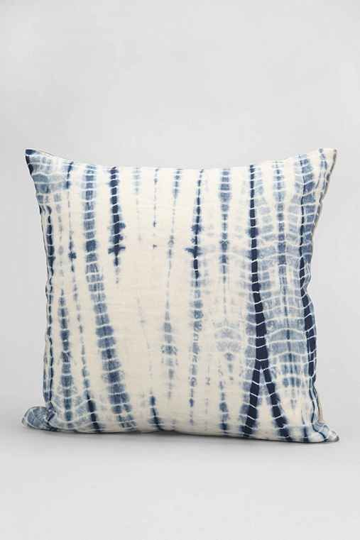 Throw Pillows Urban Outfitters : Magical Thinking Shibori Streak Pillow - Urban Outfitters FOR THE HOME Pinterest Urban ...