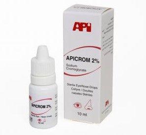 دليل القطرات Apicrom قطرة العين أبيكروم Personal Care Toothpaste