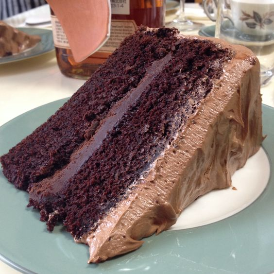 Rob's chocolate cake