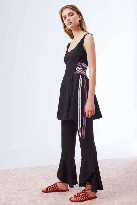 Tanya Taylor Resort 2018 Fashion Show